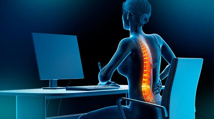 Les Troubles Musculo-squelettiques (TMS)